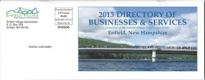 2013 Business Directory Front Page